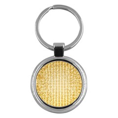 Pattern Abstract Background Key Chains (round)