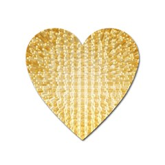 Pattern Abstract Background Heart Magnet
