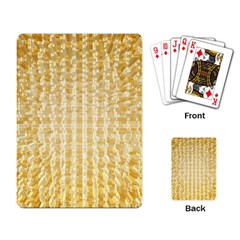Pattern Abstract Background Playing Card
