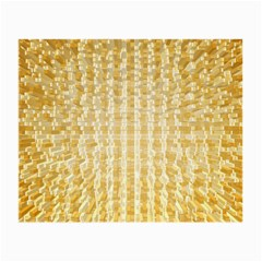 Pattern Abstract Background Small Glasses Cloth (2 Side)