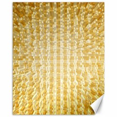 Pattern Abstract Background Canvas 11  X 14