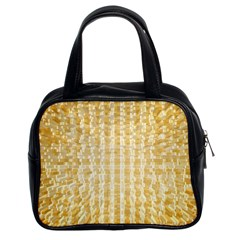 Pattern Abstract Background Classic Handbags (2 Sides)