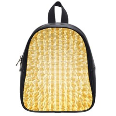 Pattern Abstract Background School Bags (small)