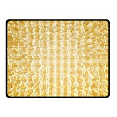 Pattern Abstract Background Fleece Blanket (small)