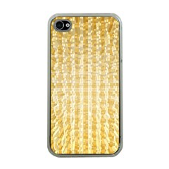 Pattern Abstract Background Apple Iphone 4 Case (clear)
