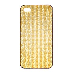 Pattern Abstract Background Apple Iphone 4/4s Seamless Case (black)
