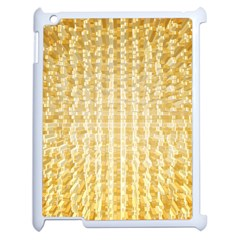 Pattern Abstract Background Apple Ipad 2 Case (white)