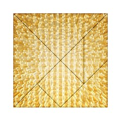 Pattern Abstract Background Acrylic Tangram Puzzle (6  X 6 )
