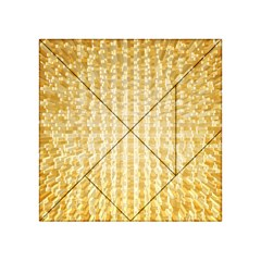 Pattern Abstract Background Acrylic Tangram Puzzle (4  X 4 )