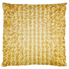 Pattern Abstract Background Large Cushion Case (two Sides)