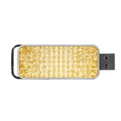 Pattern Abstract Background Portable Usb Flash (two Sides)