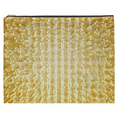 Pattern Abstract Background Cosmetic Bag (xxxl)