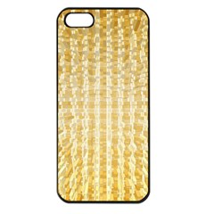 Pattern Abstract Background Apple Iphone 5 Seamless Case (black)