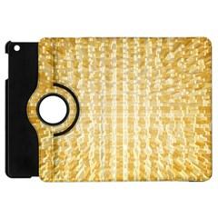 Pattern Abstract Background Apple Ipad Mini Flip 360 Case