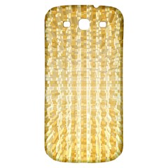 Pattern Abstract Background Samsung Galaxy S3 S Iii Classic Hardshell Back Case