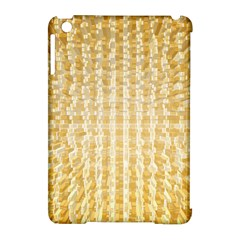 Pattern Abstract Background Apple Ipad Mini Hardshell Case (compatible With Smart Cover)
