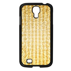 Pattern Abstract Background Samsung Galaxy S4 I9500/ I9505 Case (black)