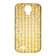 Pattern Abstract Background Samsung Galaxy S4 Classic Hardshell Case (pc+silicone)