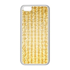 Pattern Abstract Background Apple Iphone 5c Seamless Case (white)