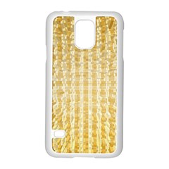 Pattern Abstract Background Samsung Galaxy S5 Case (white)