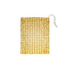 Pattern Abstract Background Drawstring Pouches (xs)