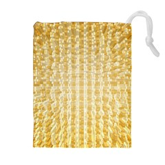 Pattern Abstract Background Drawstring Pouches (extra Large)