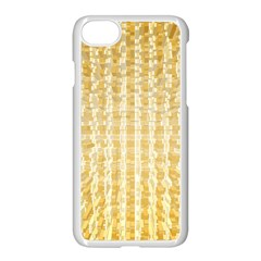 Pattern Abstract Background Apple Iphone 7 Seamless Case (white)