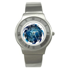 Photo Album Photo Montage About Stainless Steel Watch