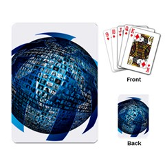 Photo Album Photo Montage About Playing Card