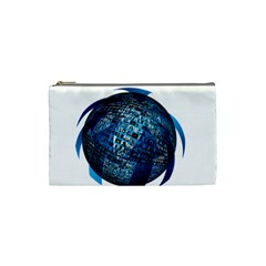 Photo Album Photo Montage About Cosmetic Bag (Small)