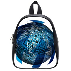Photo Album Photo Montage About School Bags (Small)