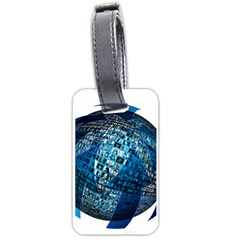Photo Album Photo Montage About Luggage Tags (two Sides)