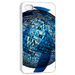 Photo Album Photo Montage About Apple Iphone 4/4s Seamless Case (white)
