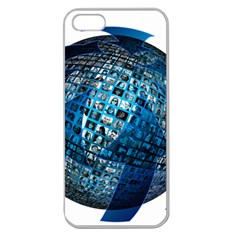Photo Album Photo Montage About Apple Seamless Iphone 5 Case (clear)