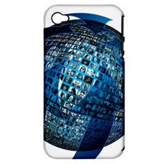Photo Album Photo Montage About Apple Iphone 4/4s Hardshell Case (pc+silicone)
