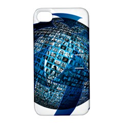 Photo Album Photo Montage About Apple Iphone 4/4s Hardshell Case With Stand