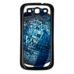 Photo Album Photo Montage About Samsung Galaxy S3 Back Case (black)