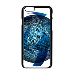 Photo Album Photo Montage About Apple Iphone 6/6s Black Enamel Case