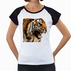 Royal Tiger National Park Women s Cap Sleeve T