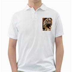 Royal Tiger National Park Golf Shirts