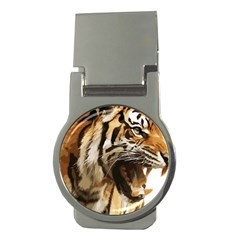 Royal Tiger National Park Money Clips (round)
