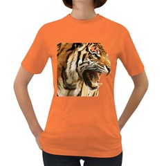 Royal Tiger National Park Women s Dark T Shirt