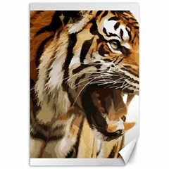 Royal Tiger National Park Canvas 24  X 36