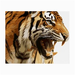 Royal Tiger National Park Small Glasses Cloth (2 Side)