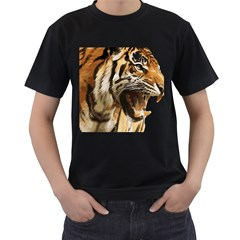 Royal Tiger National Park Men s T Shirt (black)