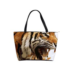 Royal Tiger National Park Shoulder Handbags