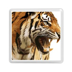 Royal Tiger National Park Memory Card Reader (square)