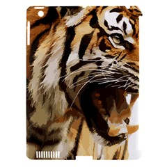 Royal Tiger National Park Apple Ipad 3/4 Hardshell Case (compatible With Smart Cover)
