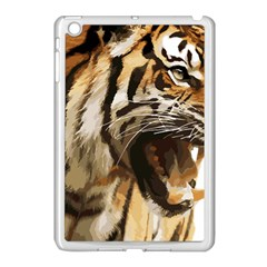 Royal Tiger National Park Apple Ipad Mini Case (white)