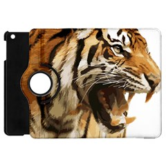 Royal Tiger National Park Apple Ipad Mini Flip 360 Case